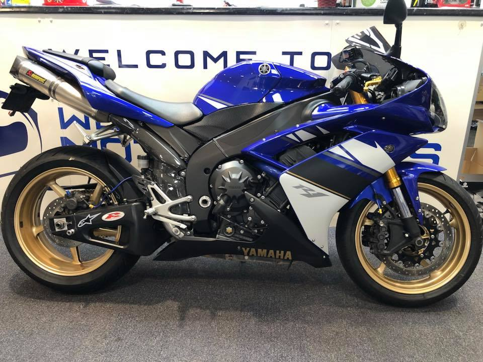 2008 Yamaha YZF R1 for sale