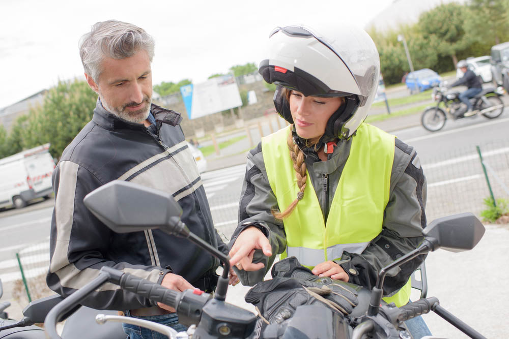 Motorcycle Training Weston Super-mare