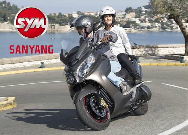 sanyang image